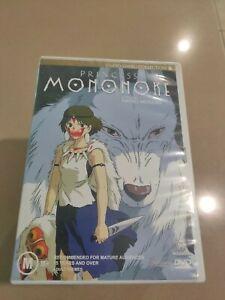 Princess Mononoke  DVD                   Region 4
