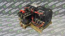 USED Square D 8736SB04S NEMA Size 0 Reversing Motor Starter 120V 60Hz Coil Ser.A