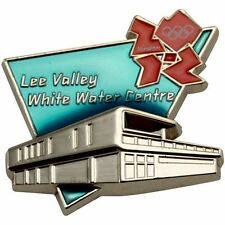 London 2012 Olympics Venue Lee Valley White Water Centre Pin