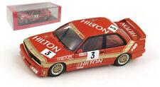 Spark SA032 BMW E30 M3 #3 Winner Macau GP 1987 - Roberto Ravaglia 1/43 Scale