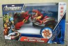 Marvel The Avengers deluxe RC Iron Man R/C Iron Trike Brand New