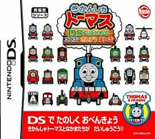 Used Nintendo DS Kikansha Thomas: Kokugo Sansuu Eigo Japan Import Free Shipping