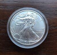 2010 Silver American Eagle. 1oz Silver. BU Condition. NEW ITEM!!