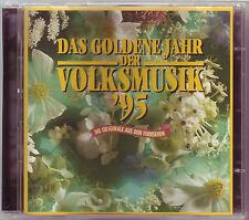 Das Goldene Jahr der Volksmusik '95. -  Doppel CD  POLYSTAR