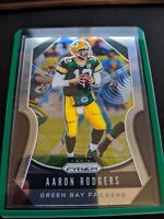 2019 Panini Prizm  #119 Aaron Rodgers Green Bay Packers