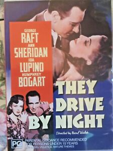They Drive By Night ( DVD 2005 ) -  DVD -  PRE-OWNED - FREE POSTAGE