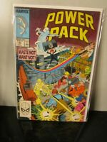 POWER PACK (1984 Series) (MARVEL) #49 BAGGED BOARDED~