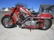 PANTHER CUSTOM (1961) 600cc CHOPPER, BOBBER, LOW-RIDER, ONE-OFF