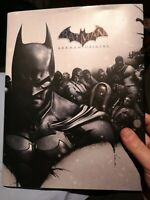 Batman Arkham Origins Guide Book Hardcover
