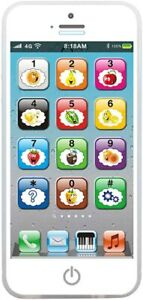 Children Y-Phone Educational Montessori Learning Kids Toy Phone Baby iPhone 5s