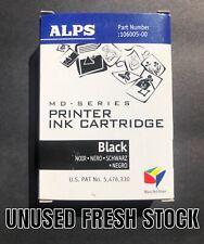 UNUSED MIB ALPS MD INK Ribbon BLACK CARTRIDGE cmyk cyan yellow magenta 106005-00