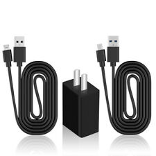 Dual USB Power Adapter 2x Cable Cord for Samsung Galaxy S3 Mini Accessory Phone