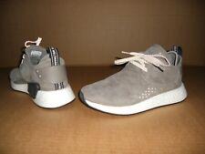 76674c773 ADIDAS NMD C2 Boost Suede Sneakers Mens Sz. 8.5 !