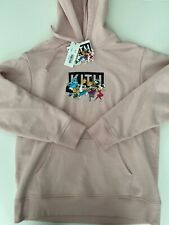 Kith x Jetsons Family Hoody Pink NWT Sz L Pre Owned Rare