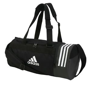 Adidas Training Core Small Duffle Bags Black Running Cross Bag Sacks CG1532