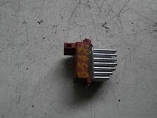 2000 VW Passat B5 1.9 TDI Heater Resistor