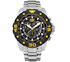 CATERPILLAR CAT  PT.143.11.127 Men's Stainless Steel Analog Watch 45.5mm 100M