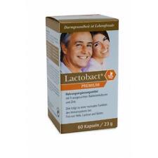 LACTOBACT Premium magensaftresistente Kapseln 60 St
