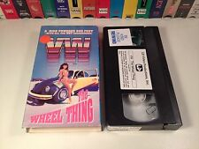 VW: The Wheel Thing Rare Volkswagen Car Show Documentary VHS 1991 Beetle Bug