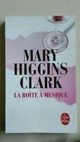 La boite à musique - Mary Higgins Clark - Livre de Poche 2016 très bonne état Fr