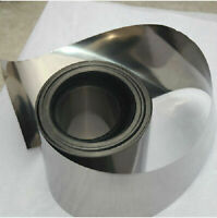 99.96% Pure Nickel Ni Metal Foil Thin Sheet 0.05mm x 100mm x 100mm