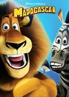 MADAGASCAR (New, DVD, with Bonus Features, Widescreen, Region 1)
