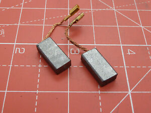 CARBON BRUSHES TO SUIT BOSCH ANGLE GRINDER  SIZE 5mm X 8mm LENGTH 15.5mm
