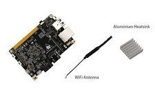 ROUTER Banana Pro Board 40 Pins single-board CPU A20 ARM Wifi + Heatsink LeMaker