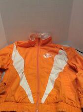 VTG 90' Pro Player Tennessee Volunteers Track Jacket Windbreaker XL Orange