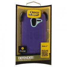 OtterBox Defender Series Case Motorola DROID Ultra - Lily (AQUA BLUE/VIOLET)
