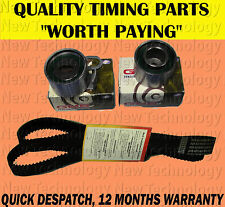 FOR VAUXHALL / OPEL MONTEREY 3.1 TD 94-97 CAM TIMING BELT TENSIONER IDLER KIT