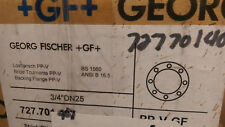 New listing (Box of 25) Gf 3/4� 25mm Pp-V Butt Flange Ring P/N 727701407