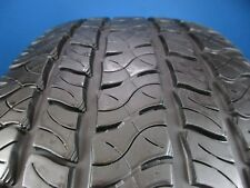 Used Cooper Discoverer CTS  245 55 19  7-8/32 Tread No Patch 1655E