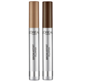 L'Oreal Brow Artist Plumper Mascara Brow Gel NEW Choose your shade