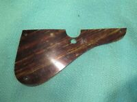 vintage mandolin pickguard made by luthier