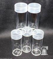 10 Joint Tube Plastic Marijuana Cigarette Storage Holder Tubes HOLDS 7-12 Joints
