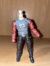 marvel legends star lord body w/o hands, head, one foot