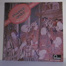 """33 tours Maurice ANDRE Disque Vinyle LP 12"""" TRIOMPHE TROMPETTE - FONTANA 6556012"""