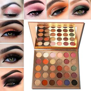 30 Colors Matte Shimmer Makeup Neutral Eyeshadow Palette Shdow Cosmetics