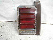 1986 Grand Marquis LTD Tail light right passenger side brake light housing