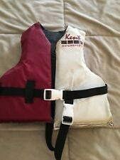 Kent Watersports Type Iii Child Pfd 30-50 lbs. U.S. Coast Guard Approved