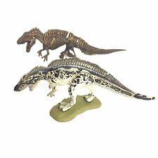 Dinotales Mini Figure Acrocanthosaurus Set  Dinosaur Expo 2002 Limited Kaiyodo