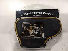 Team Golf Blade Putter Cover-Missouri Tigers
