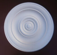 Ceiling Rose Size 460mm - 'Osborne 1' Lightweight Polystyrene *We Combine P&P*