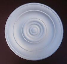 Ceiling Rose Size 460mm - 'Osborne 1' Lightweight Polystyrene Ceiling Rose