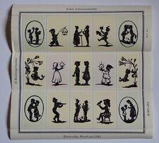 DDR culte Original lettre sceau marques sceau marques Lettre Ciseaux Coupes RARE