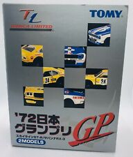 Tomica Limited '72 GP Savanna RX-3 & Skyline GT-R VHTF Set