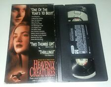 Heavenly Creatures on Vhs in Excellent Condition