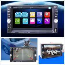 "Autos 6.6"" 2-Din Big Screen 7651D Bluetooth MP5 Media Player FM Radio Stereo USB"