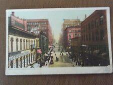 1910s Postcard Petticoat Lane American Dental Room Dentists Kansas City Missouri